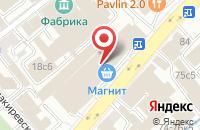 Схема проезда до компании Агентство Клевер+ в Москве