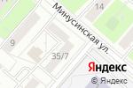Схема проезда до компании Автошкола в Москве