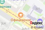 Схема проезда до компании Дом быта на Красноказарменной в Москве