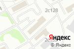 Схема проезда до компании Feliche в Москве