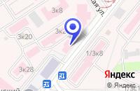 Схема проезда до компании ПРОИЗВОДСТВЕННАЯ КОМПАНИЯ ТАЙМЕД в Москве
