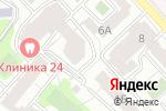 Схема проезда до компании АльТета в Москве