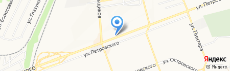 Элит Style на карте Донецка