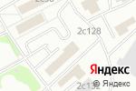 Схема проезда до компании ИнжСервис в Москве