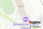 Схема проезда до компании Старт-ДДС в Москве