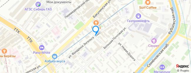 переулок Ирининский 1-й