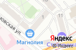 Схема проезда до компании Lenovo в Москве