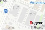 Схема проезда до компании Еuropa svet в Москве