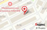 Схема проезда до компании Альтэгро в Москве