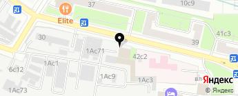 DEUTSCHES AUTO SERVICE на карте Москвы