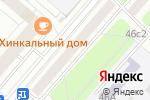 Схема проезда до компании Магазин детской одежды на ул. Коминтерна в Москве