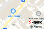 Схема проезда до компании Хостел-Рус на Бауманской в Москве