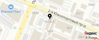 ГРУЗОВИК на карте Москвы