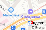 Схема проезда до компании Межрегиональная Юридическая Коллегия в Москве