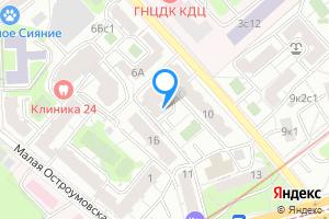Сдается комната в двухкомнатной квартире в Москве ул. Короленко, 8