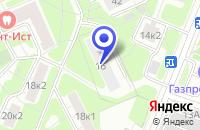 Схема проезда до компании АТП CITY TRANS SERVICE в Москве