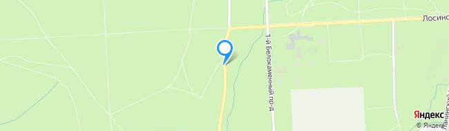 Белокаменное шоссе