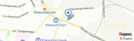 Хорошее Место на карте Москвы