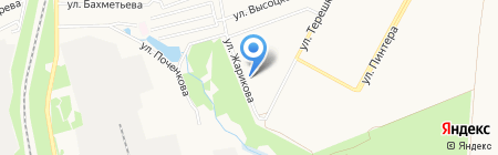 Детский сад №402 на карте Донецка