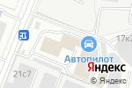 Схема проезда до компании Теплосветмаш в Москве