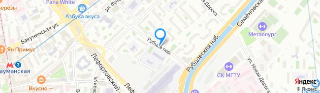 Рубцов переулок