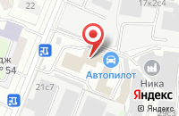 Схема проезда до компании Квэлитистрой в Москве