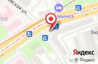 Схема проезда до компании Издательский Дом М.Дейча в Москве