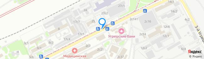 мцк Угрешская