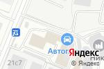 Схема проезда до компании Спецстрой Норд в Москве