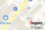 Схема проезда до компании Метаморфоза в Москве