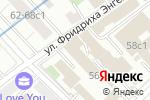 Схема проезда до компании Традюксьен в Москве