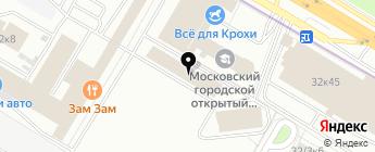 Caraudiostore на карте Москвы