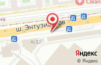 Схема проезда до компании Джабир в Солнечном