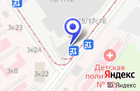Схема проезда до компании СОКОЛЬНИЧЕСКИЙ ВАГОНОРЕМОНТНО-СТРОИТЕЛЬНЫЙ ЗАВОД (СВАРЗ) в Москве