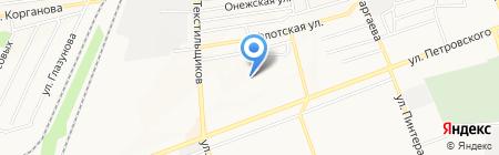 Донецкая общеобразовательная школа I-III ступеней №97 на карте Донецка