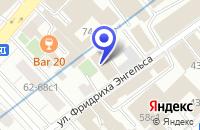 Схема проезда до компании ТЕЛЕКОММУНИКАЦИОННАЯ ФИРМА ICS (АЙ СИ ЭС) КОМПАНИЯ в Москве