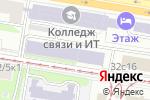 Схема проезда до компании Современная гуманитарная академия в Москве