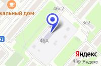 Схема проезда до компании ДЕТСКИЙ КЛУБ ДИАПАЗОН в Москве