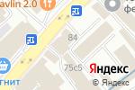 Схема проезда до компании ЭЛЕКТРО-ПРОФИ в Москве