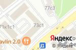Схема проезда до компании Маэстро ремонта в Москве