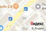 Схема проезда до компании Gold Smith в Москве
