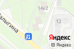 Схема проезда до компании График в Москве