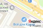 Схема проезда до компании Стоматология доктора Сергеева в Москве