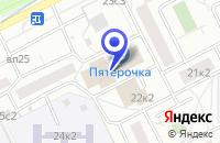 Схема проезда до компании ДЕТСКО-ЮНОШЕСКИЙ СПОРТИВНЫЙ КЛУБ ИСКРА в Москве
