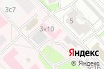 Схема проезда до компании Городская клиническая больница №5 им. В.Г. Короленко в Москве