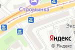 Схема проезда до компании Хац в Москве