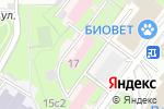 Схема проезда до компании Детская городская поликлиника №11 в Москве