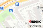 Схема проезда до компании Милен в Москве