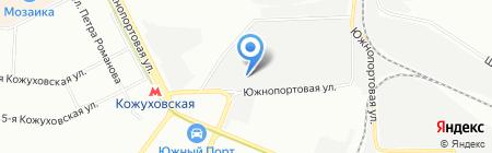 ЛЯ-МИ-НОР на карте Москвы
