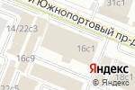 Схема проезда до компании Honey Music в Москве